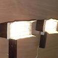 Отдается в дар лампы осветительные