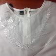 Отдается в дар Блуза женская белая 56-го размера