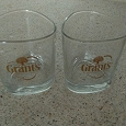 Отдается в дар Два стакана для виски