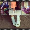 Отдается в дар Обувь летняя детская для девочки