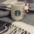 Отдается в дар Кружка Starbucks рождественская