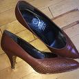 Отдается в дар Туфли женские кожаные 38 размер