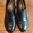 Отдается в дар Женские кожаные туфли 39 размера