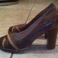 Отдается в дар Туфли «Соvani», 34-35 размер