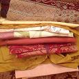 Отдается в дар Куски плотной ткани
