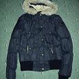 Отдается в дар Куртка женская, осень-весна.
