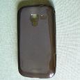 Отдается в дар Силиконовый бампер Samsung Galaxy Ace 2 GT-I8160