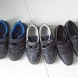 Отдается в дар Обувь для мальчика (36 размер)