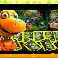 Отдается в дар Динозавры из Дикси. Карточки.