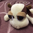 Отдается в дар Мягкая игрушка собака или корова