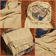 Отдается в дар Палантин шарф