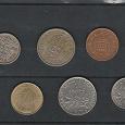 Отдается в дар Монеты Великобритании и Франции