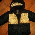 Отдается в дар Зимняя куртка для мальчика рост.116