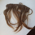 Отдается в дар Волосы натуральные