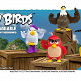Отдается в дар Angry Birds — Злые Птички