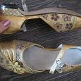 Отдается в дар Туфли 35 размера для девочки