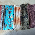 Отдается в дар Легкие шарфы