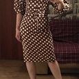 Отдается в дар Платье в стиле pin-up 42-44