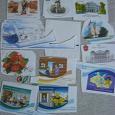 Отдается в дар картинки с конвертов, марки