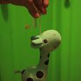 Отдается в дар игрушка жирафик плюшевый