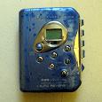 Отдается в дар Panasonic RQ-CR18V радио кассетный плеер стерео