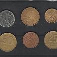 Отдается в дар Монеты Бразилии и Аргентины