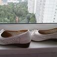 Отдается в дар женская летняя обувь