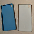 Отдается в дар Чехлы накладки для Sony Xperia Z3