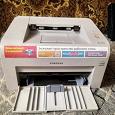 Отдается в дар Лазерный принтер samsung
