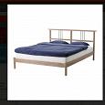 Отдается в дар каркас кровати Икея 160х200