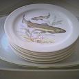 Отдается в дар Посуда (8 тарелок)