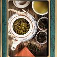 Отдается в дар Зеленый чай из Абхазии.