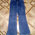 Отдается в дар джинсы 5-7 лет