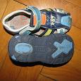 Отдается в дар сандалики для мальчика