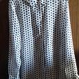 Отдается в дар Женская блузка 56 размера