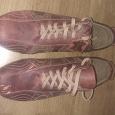 Отдается в дар Кожанные кросовки 46 размер