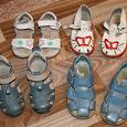 Отдается в дар Детская обувь 19-23 размер…