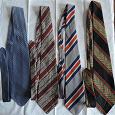 Отдается в дар Ретро галстуки на любой вкус.