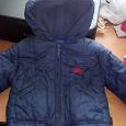 Отдается в дар Куртки мальчику 1-1,5 года