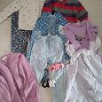 Отдается в дар Детская одежда на девочку, 104-110-116