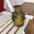 Отдается в дар Глиняная вазочка
