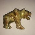 Отдается в дар Тигр — статуэтка из полудрагоценного камня