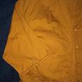 Отдается в дар Оранжевая рубашка