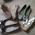 Отдается в дар Обувь 37-38 размер летняя женская