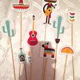 Отдается в дар Шпажки для праздника в мексиканском стиле