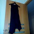 Отдается в дар Чёрное платье 42 размер