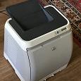 Отдается в дар Цветной лазерный принтер HP Color LaserJet 2600n