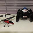 Отдается в дар вертолет игрушка на управлении