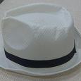Отдается в дар Мужская летняя шляпа
