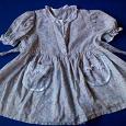 Отдается в дар Платье на девочку до 2,5 лет.